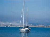 Sailing yacht Royalty Free Stock Photo