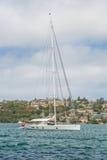 Sailing yacht Royalty Free Stock Photos