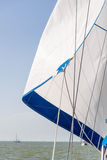 Sailing yachts in the  ocean Royalty Free Stock Photography