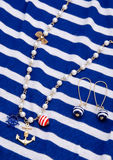 Sailor accessories Stock Image