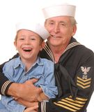Sailor And Son 3 Stock Photography