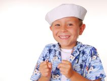 Sailor Boy 21 Stock Photo