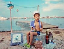 Sailor boy Stock Photos