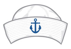 Sailor cap Stock Photography