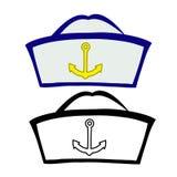 Sailor Cap Stock Image