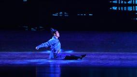 "Sailor dream-Dance drama ""The Dream of Maritime Silk Road"" stock footage"
