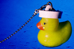 Sailor ducky Royalty Free Stock Images