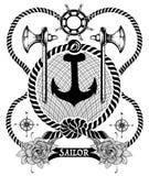 Sailor Elements Stock Images