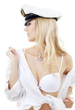 Sailor fantasies Royalty Free Stock Image