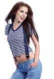 Sailor fashion style Stock Photos