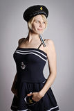 Sailor girl Stock Image