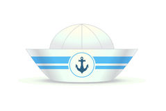Sailor hat Stock Image