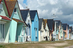Sailor houses Royalty Free Stock Photography