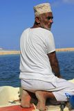 Sailor In Oman Royalty Free Stock Images