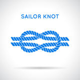Sailor knot Royalty Free Stock Images