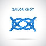 Sailor knot Royalty Free Stock Photos