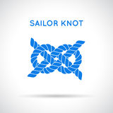 Sailor knot Royalty Free Stock Photography