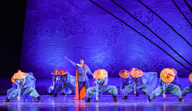"""Sailor in Ming Dynasty-Dance drama """"The Dream of Maritime Silk Road"""" Royalty Free Stock Photo"""