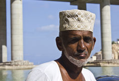 Sailor in Oman Royalty Free Stock Image