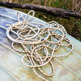 Sailor rope Royalty Free Stock Photo