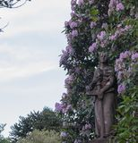 Sailor& x27; s grób statua zdjęcie royalty free