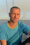Sailor's portrait Stock Image