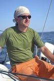 Sailor's portrait Stock Images