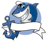 Sailor shark Royalty Free Stock Photo