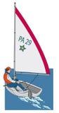 Sailor stock illustration