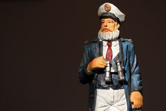 Sailor statue Royalty Free Stock Photos