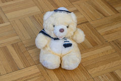 Sailor Teddy bear Royalty Free Stock Images