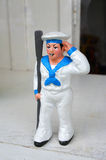 Sailor toys Royalty Free Stock Photos