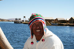 Sailor uros Stock Images