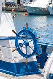 Sailor wheel Royalty Free Stock Image