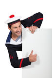 Sailor Royalty Free Stock Image