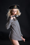 Sailor Woman Stock Photo