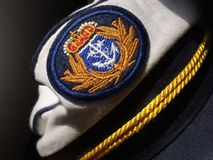 Sailors hat Royalty Free Stock Photography