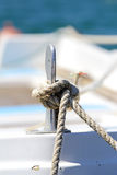 Sailors knot Stock Photos