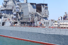 Sailors on  Stock Photo