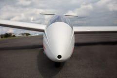 Sailpane на авиаполе стоковые фотографии rf