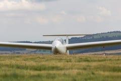 Sailpane на авиаполе стоковые изображения rf