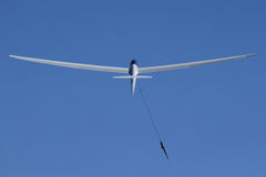 Sailplane Royalty Free Stock Photography