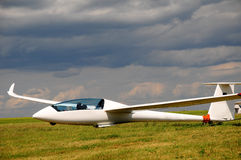 Sailplane Royalty Free Stock Photo