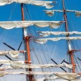 sails imagem de stock royalty free