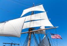 sails fotografia de stock