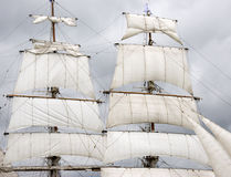 Sails royalty free stock image