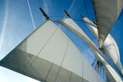 Sails away Stock Photos
