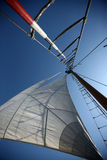 Sails in the  sky Stock Photo