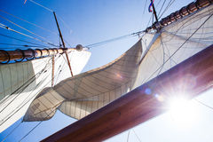 Sails Royalty Free Stock Images
