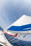 Sails up Royalty Free Stock Photo
